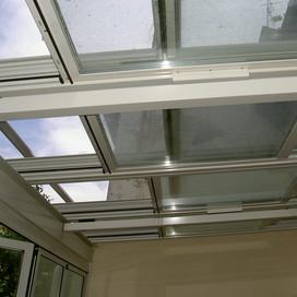 copertura mobile sunroom