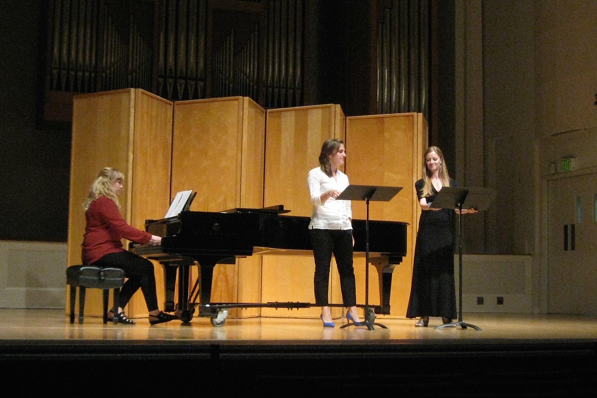 Oregon Bach Festival Comp Symposium