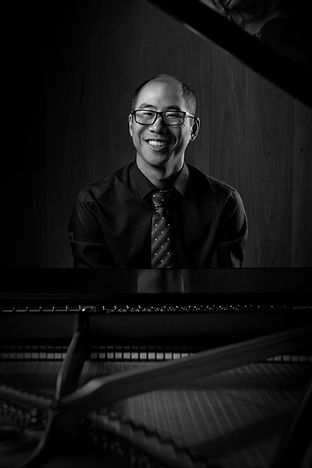 Andrew Pham Piano Eugene Classical Spire Duo Performance Live Music