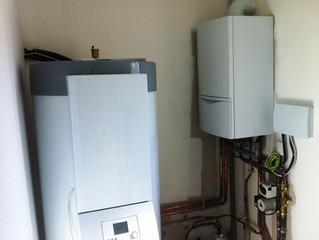 RT2012 : Gaz condensation + ECS solaire