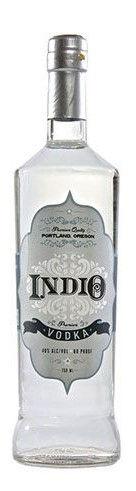 Indio Vodka Silver