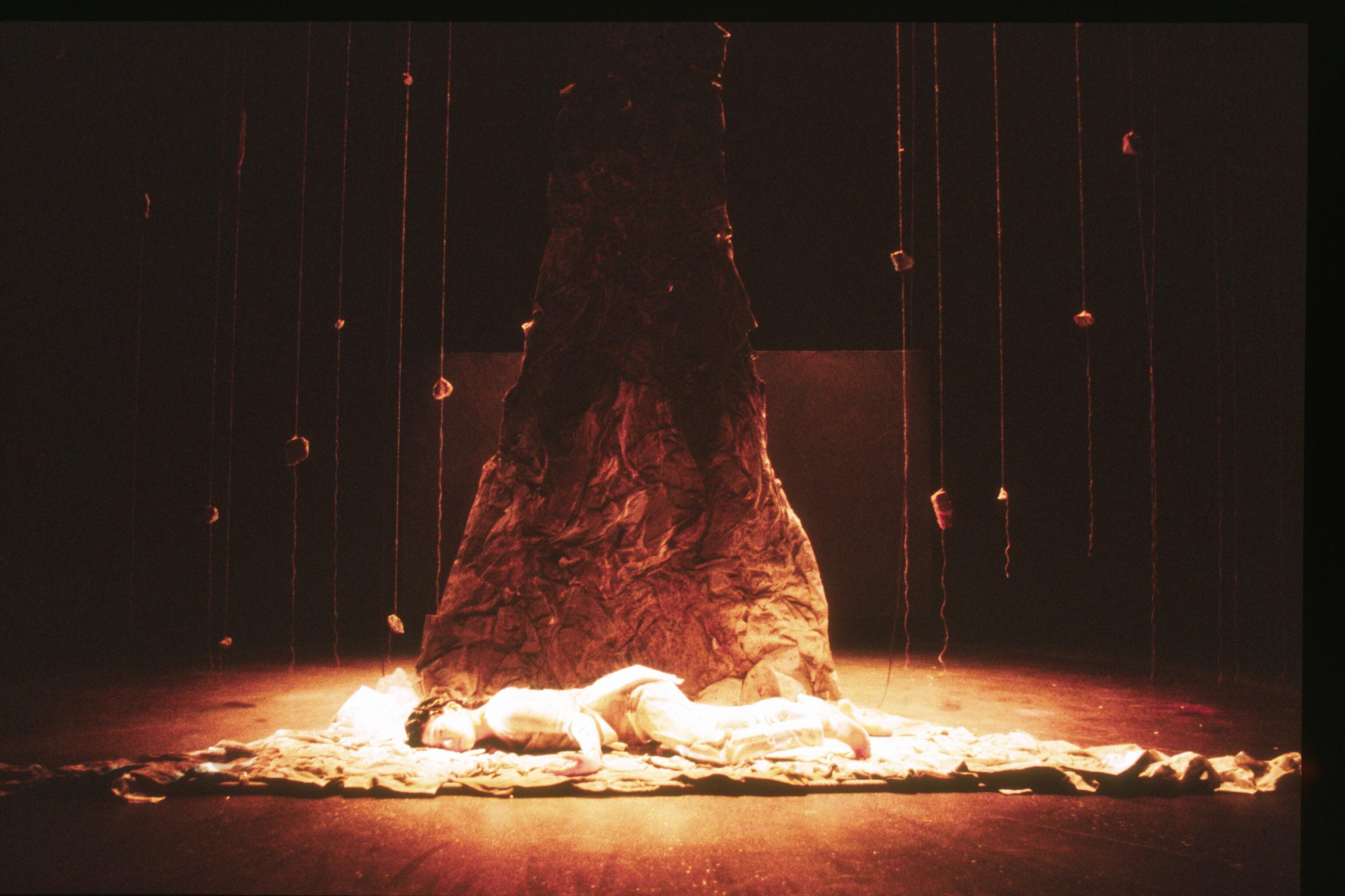 Cave Theory by Keiko Yamamoto.