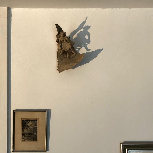 Serious Biker shadow