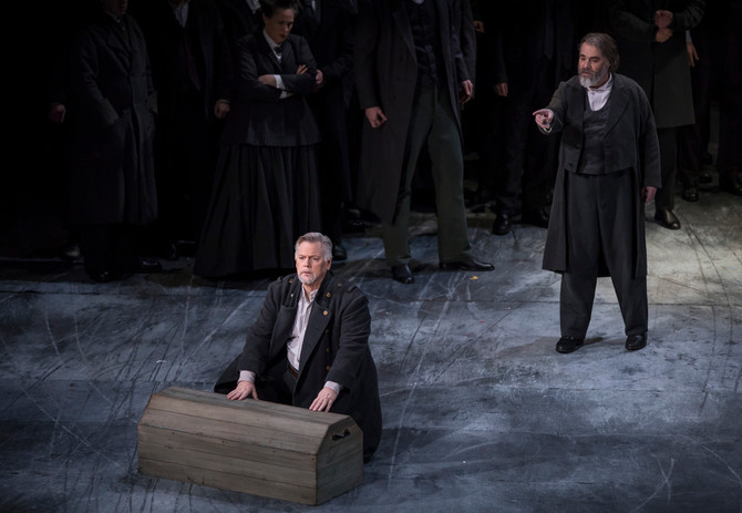 Peter Grimes, Palau de les Arts Valencia, reviews
