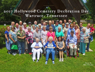Hollywood Cemetery Decoration Day finds success through generous community