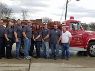 Volunteer Fire Department hosts successful fundraiser