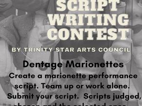 TSAC's Marionette Script Writing Contest Winners