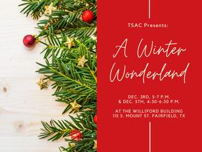 TSAC Presents: A Winter Wonderland