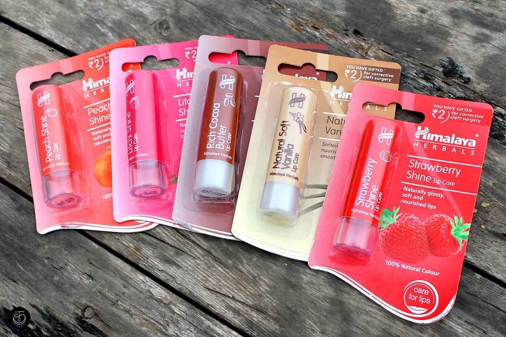 Lip care and lip balm | HIMALAYA LIP BALM