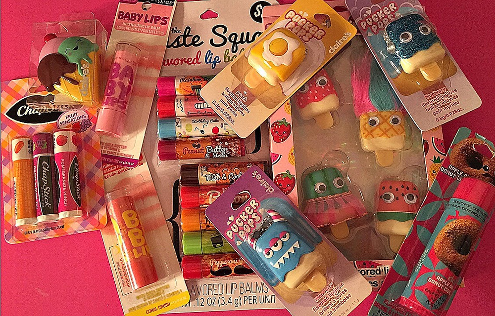 Lip care and lip balm
