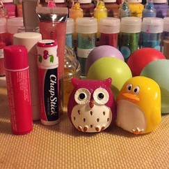 Lip Care and Lip Balms