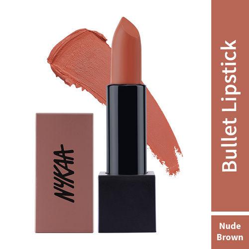 Nykaa Ultra Matte Lipstick - Jane 11