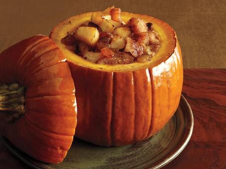 What's Lighting Your Pumpkin?