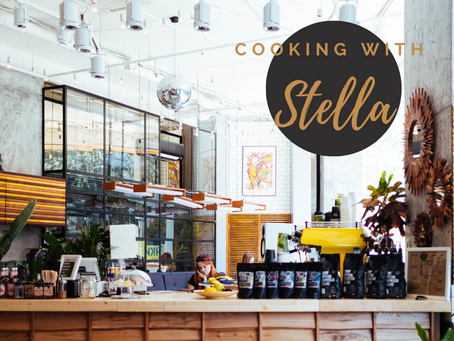 Welcome To Cooking With Stella!