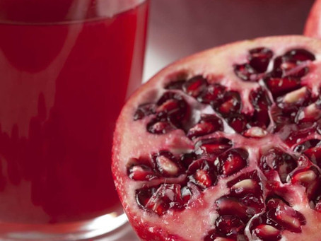 Don't Take For Granted The Pomegranate!