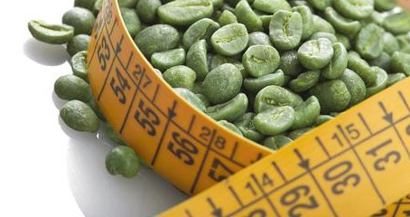 Weight, Meet Green Coffee Bean...