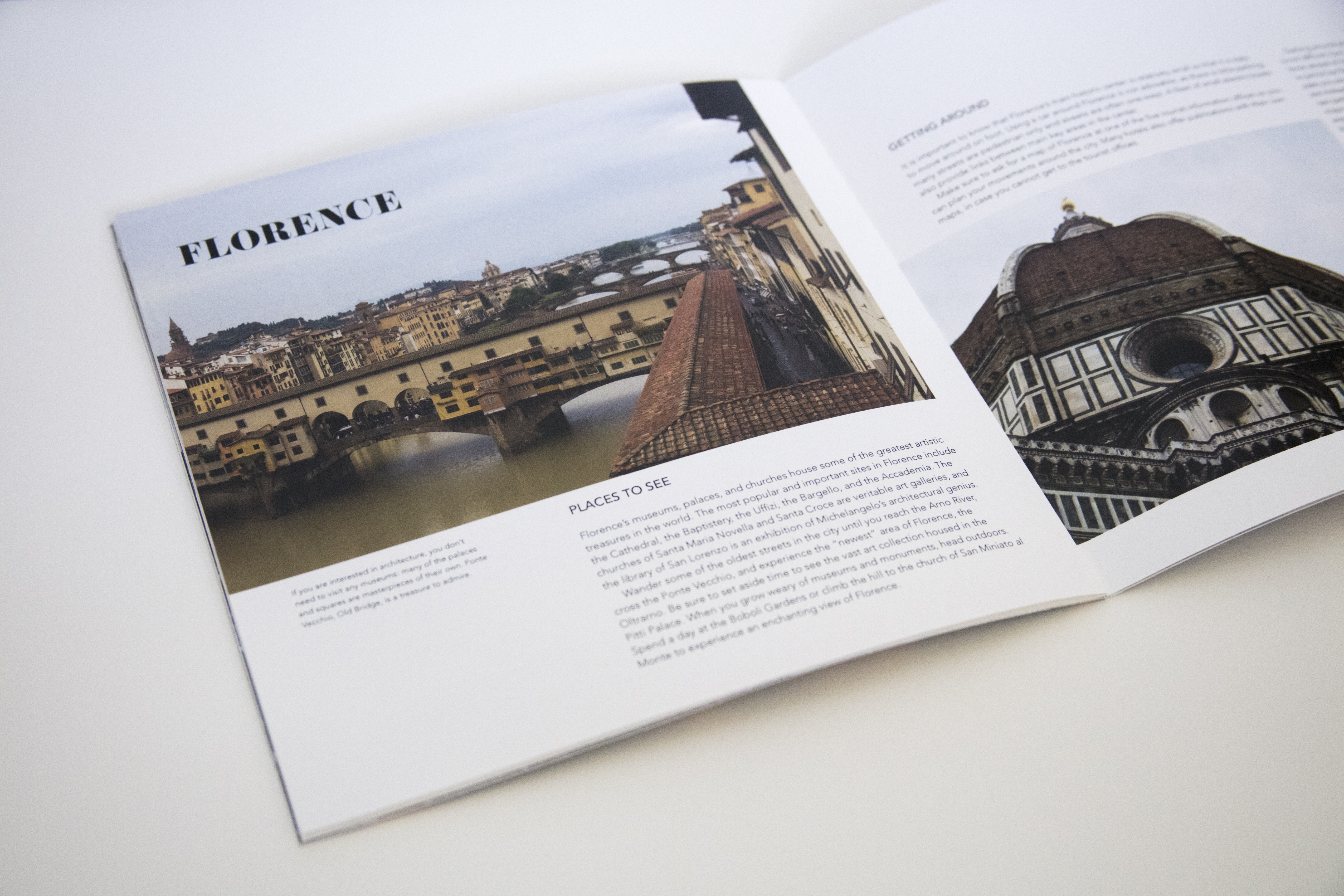 Travel Brochure