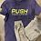 Thumbnail: Push/Pull Tee - Neon Storm