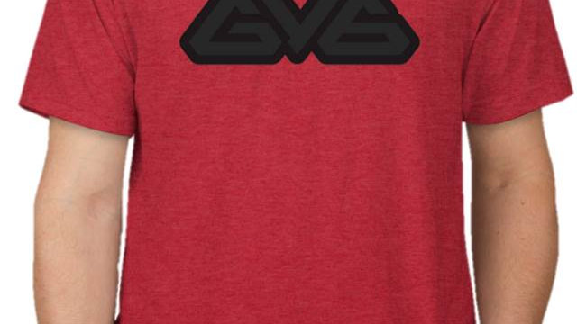 GY6 Basic Tee Red