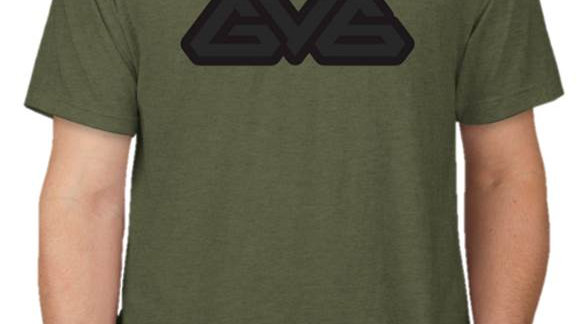GY6 Basic Tee Military Green