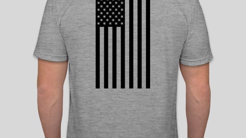 GY6 Flag Back Tee