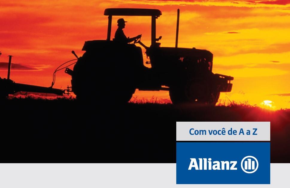 allianz equipamentos agrícolas, seguro de equipamentos agrículas, seguro de trator, seguro de colheitadera, máquinas agrícolas, unionseg, corretora de seguros