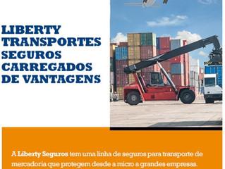 Liberty Transportes, Seguros Carregados de Vantagens