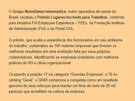 GNDI - Empresas incríveis são feitas de pessoas incríveis