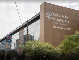 Novo Hospital e Maternidade NotreCare ABC