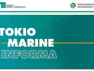Tokio Marine Ativa Plano de Contingência no Rio de Janeiro