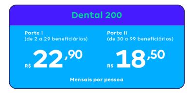 Amil Dental com Desconto, Dental 200, Plano Odontológico