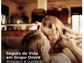 Seguro de Vida Em Grupo Omint - Amparo e cuidados em todos os momentos