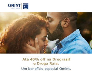 Cliente Omint tem Desconto na Droga Raia e Drogasil