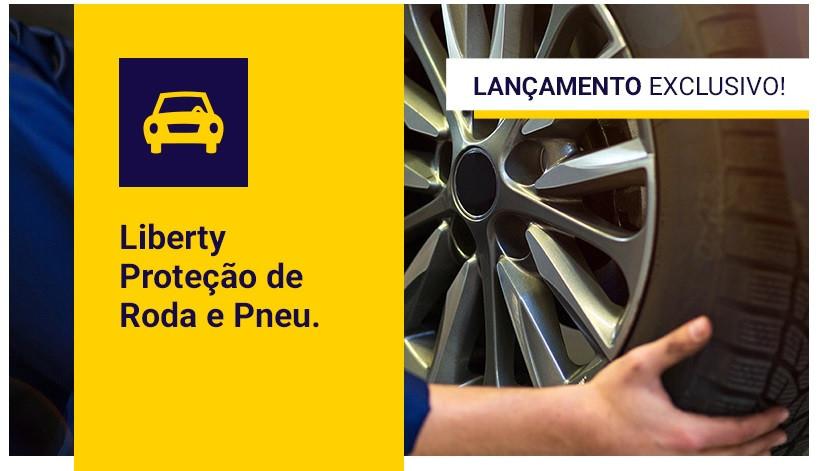 Seguro para roda, seguro para pneu, seguro de amortecedor