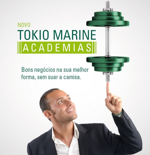 tokio marine academias, seguro para academia, seguro empresarial, tokio marine, unionseg, corretora de seguros