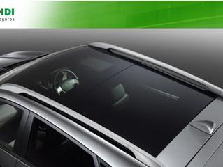 HDI Seguro Auto com Cobertura para Teto Solar e Parabrisa Panorâmico