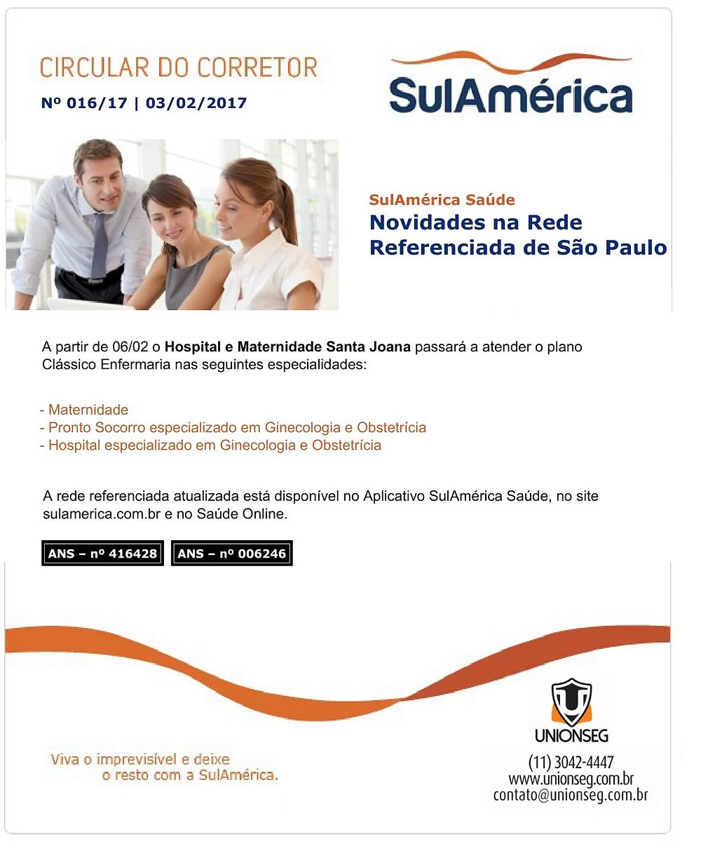 sulamérica, sulamérica saúde, plano de saúde, convênio médico, saúde empresarial, unionseg