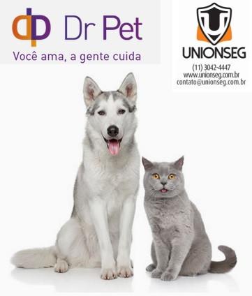 Dr Pet, Doutor Pet, Plano de Saúde Animal, Plano de Saúde Pet, Plano Pet, Unionseg, Corretora de Seguros