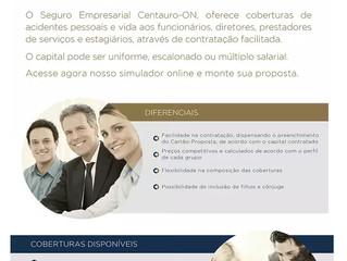 Seguro Empresarial Centauro-On - Flexibilidade A Partir de Duas Vidas