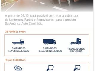 SulAmérica Auto Caminhão - Esta Ainda Mais Completo