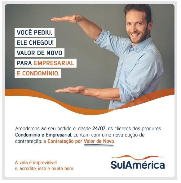 seguro empresarial, seguro de condomínio, sulamérica empresarial, sulamérica condomínio, unionseg, corretora de seguros