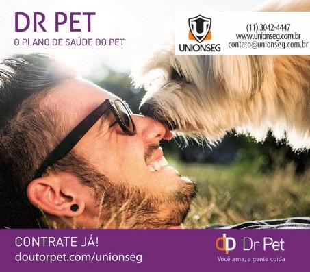 dr. pet, doutor pet, plano de saúde doutor pet, plano de saúde pet, plano de saúde animal, plano de saúde para cães, plano de saúde para gatos, unionseg, corretora de seguros