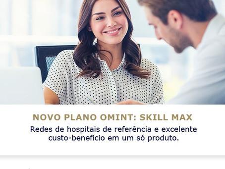 Novo Plano Omint Skill Max