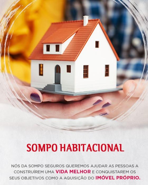 Sompo Habitacional, seguro habitacional, Sompo, Unionseg