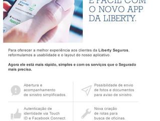 Mas Facilidades para o Cliente Liberty Seguros