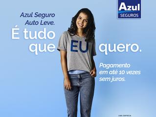 Azul Seguro Auto Leve, Seu Primeiro Seguro de Automóvel