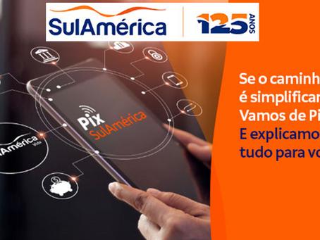 Cliente SulAmérica Vida tem Opção de Pagamento via Pix