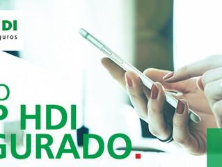 HDI -Soluções para o segurado HDI na palma da mão!