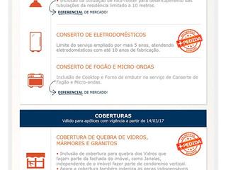 Seguro Residencial SulAmérica - Confira as Novidades