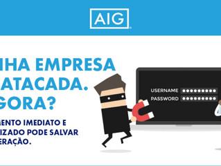 Seguro para Riscos Cibernéticos AIG